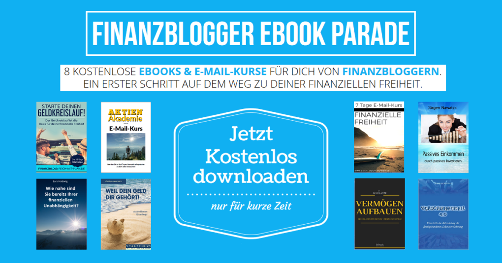 Finanzblogger EBook Parade