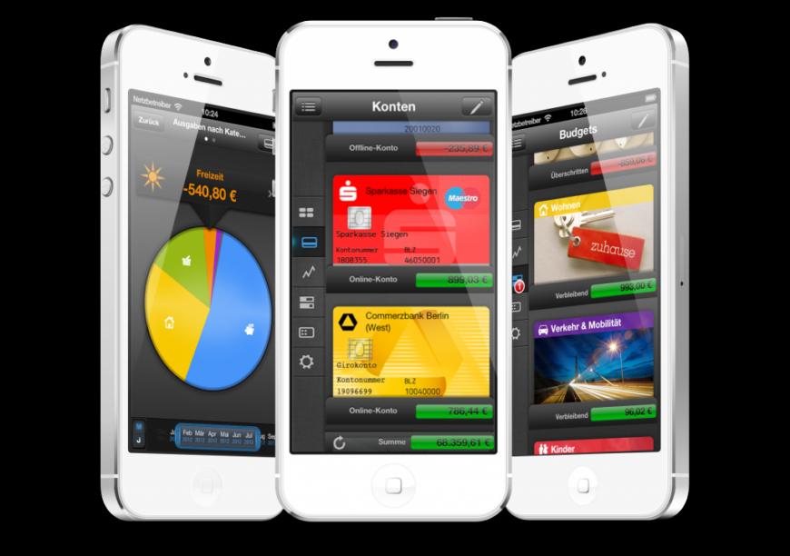 Finanzblick für iPhone