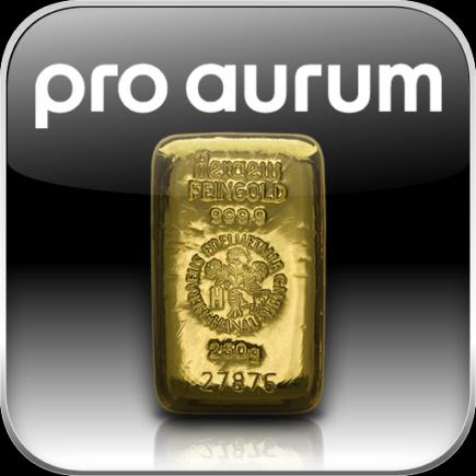 preisliste pro aurum