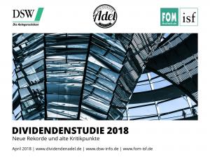 Dividendenstudie Deutschland 2018
