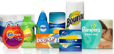 Marken von Procter & Gamble