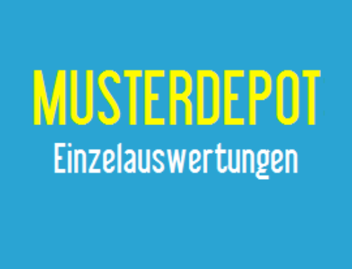 Dividenden Depot – Einzelauswertungen – 17. April 2019