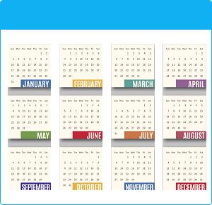Dividenden-Alarm – Ausschüttungsmonate im Dividenden Kalender